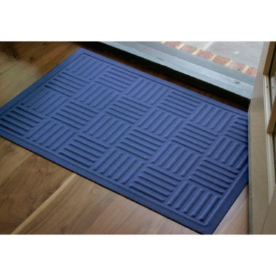 Microfibre® Low Profile Parquet 2-Foot x 3-Foot Floor Mats