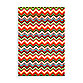 Trans-Ocean Zigzag Indoor/Outdoor Rug in Sunshine