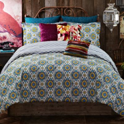 Tracy Porter® Poetic Wanderlust® Leandre Reversible Queen Duvet Cover