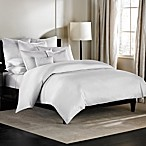 Barbara Barry® Aurora Ombre Duvet Cover in Pure White