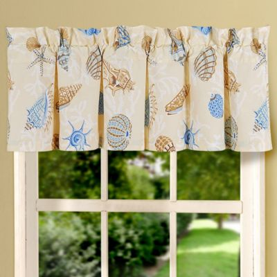 Madeira Window Valance