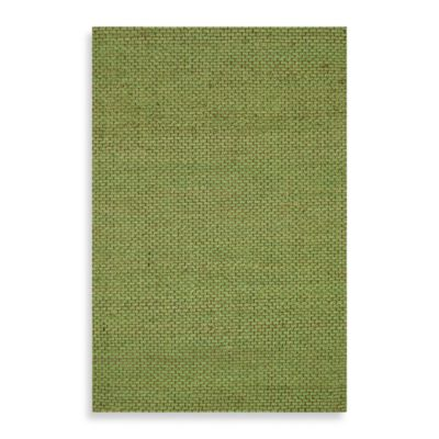 Loloi Rugs Eco Green 3-Foot 6-Inch x 5-Foot 6-Inch Rug