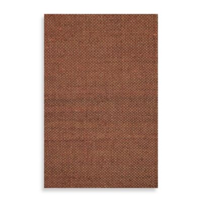 Loloi Rugs Eco Rust 5-Foot x 7-Foot 6-Inch in Rug