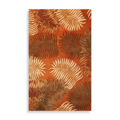 Kas Havana Natural Fern View Rug
