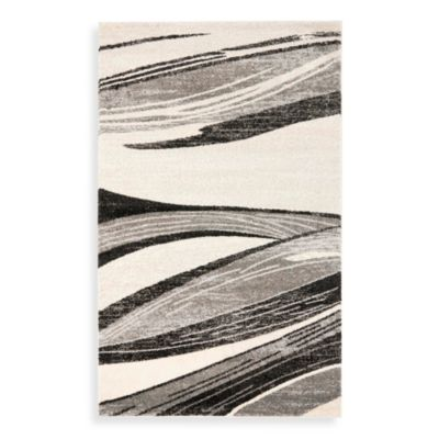 Safavieh Retro Art Abena 4-Foot x 6-Foot Rug