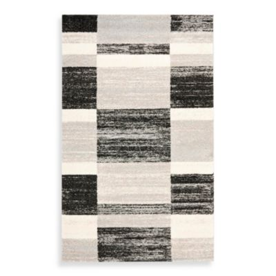 Safavieh Retro Art Abidemi 4-Foot x 6-Foot Rug