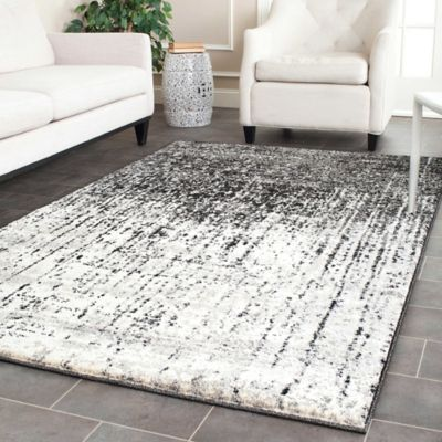 Safavieh Retro Art 2-Foot 3-Inch x 7-Foot Rug