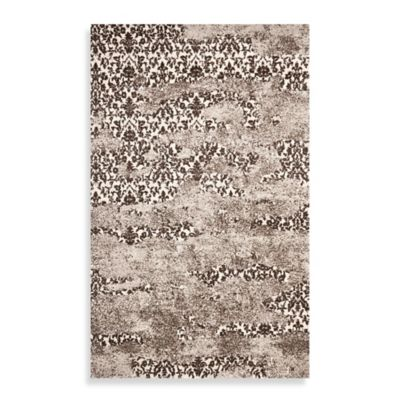 Safavieh Retro Art Afolabi 6-Foot x 6-Foot Rug