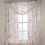 J. Queen New York™ Wildflower Rod Pocket Window Curtain Panels and Valance