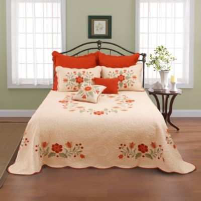 Nostalgia Home™ June Queen Bedspread