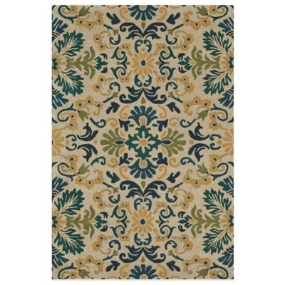 Loloi Rugs Fairfield 7-Foot 6-Inch x 9-Foot 6-Inch Rug in Blue