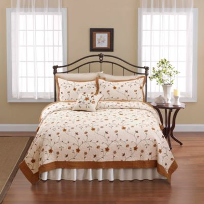 Nostalgia Home™ Savannah Twin Quilt