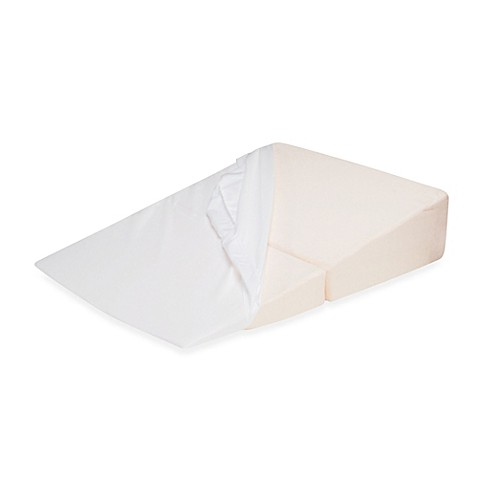Bed Wedge Pillow Bed Bath Beyond