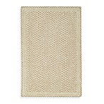 Capel Rugs Millwood Braided Rug in Eggshell