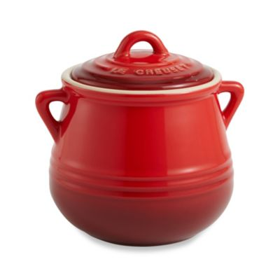 Le Creuset® Heritage Mini Bean Pot in Cherry