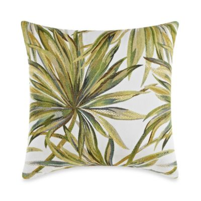 Breeze Square Toss Pillow