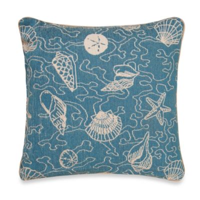 Shelly Asian Square Toss Pillow