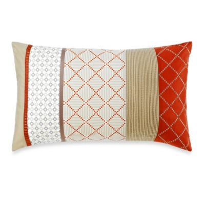 Royal Heritage Home® Pelham Breakfast Throw Pillow in Orange