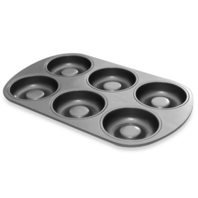 Buy Wilton 174 6 Cavity Doughnut Pan From Bed Bath Amp Beyond