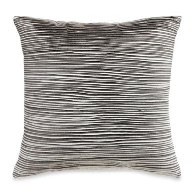 Sonata Pleated Square Toss Pillow