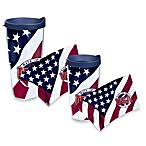 Tervis® Made in the USA Wrap Tumblers with Navy Blue Lid