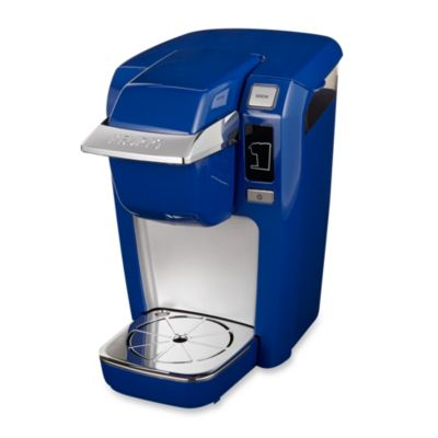 Keurig® K10 Mini-Plus Brewer in Cobalt Blue