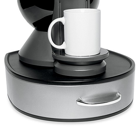 buy coffique k cup coffee pod holder from bed bath beyond. Black Bedroom Furniture Sets. Home Design Ideas