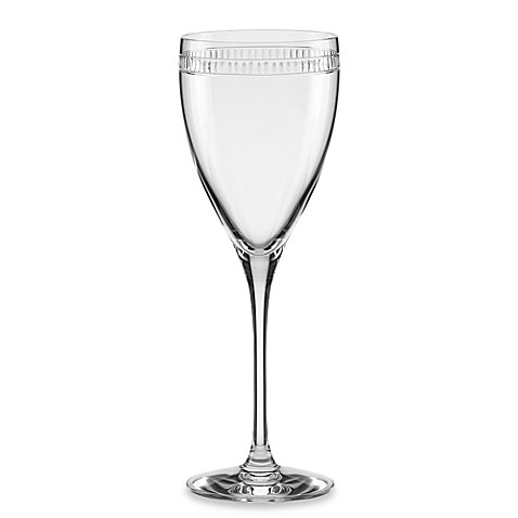 kate spade new york Chapel Hill Crystal Goblet