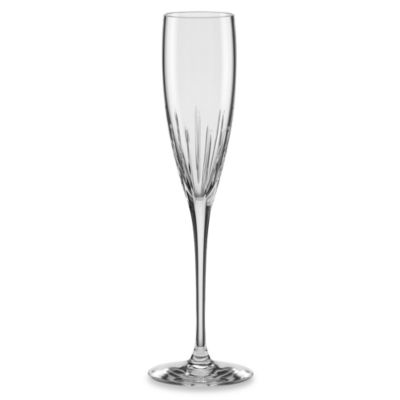 kate spade new york Mercer Drive Crystal Toasting Flute