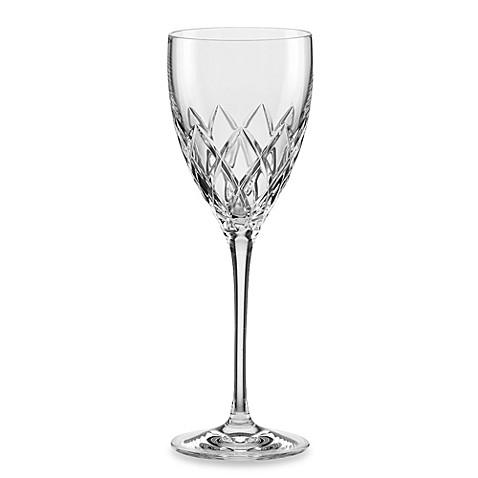 kate spade new york Downing Cuts Ave Crystal Wine Glass