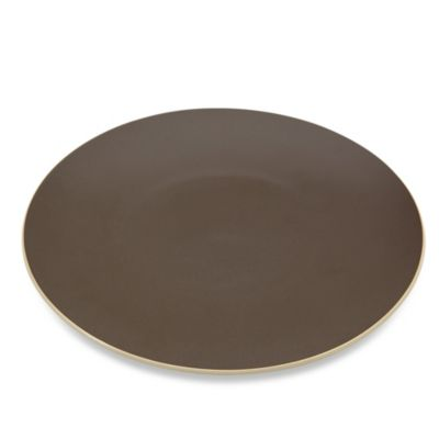 Vera Wang Wedgwood® Graphite 11-Inch Dinner Plate