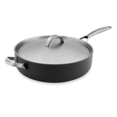 GreenPan™ Paris Hard Anodized 11-Inch Nonstick Sautepan