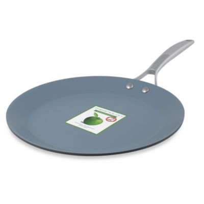 GreenPan Paris Hard Anodized 11-inch Nonstick Crepe Pan