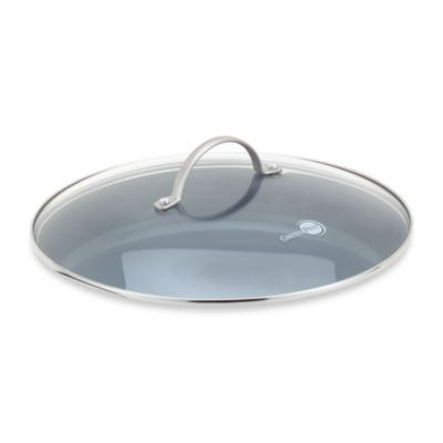 GreenPan Stainless Steel 12-Inch Glass Lid