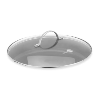 GreenPan Stainless Steel 10-Inch Glass Lid