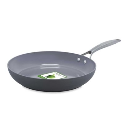 GreenPan Paris Hard Anodized Open Fry Pans