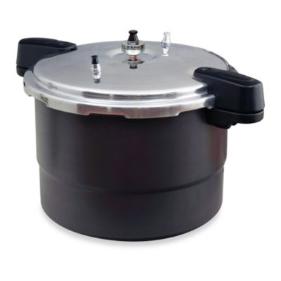 Graniteware 20-Quart Pressure Canner/Cooker/Steamer