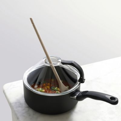 Dishwasher Safe Covered Saucepot