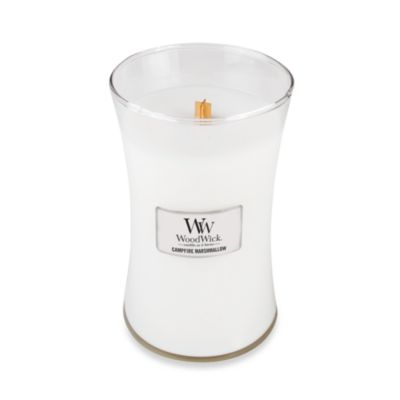 WoodWick® Campfire Marshmallow 22-Ounce Jar Candle