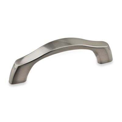 Richelieu Contemporary Metal Pull in Brushed Nickel