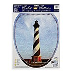 Toilet Tattoos® Cape Hatteras in Elongated