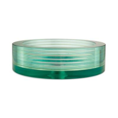 Avanity Round Tempered Glass Vessel Sink