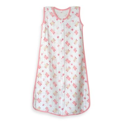 "aden + anais® ""Princess Posie"" Muslin Classic Sleeping Bag"