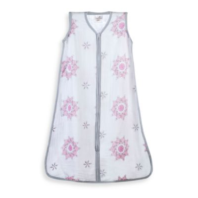 "aden + anais® ""For the Birds - Medallion"" Muslin Classic Sleeping Bag"