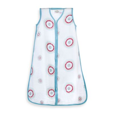 "aden + anais® ""Liam the Brave - Medallion"" Classic Muslin Sleeping Bag"