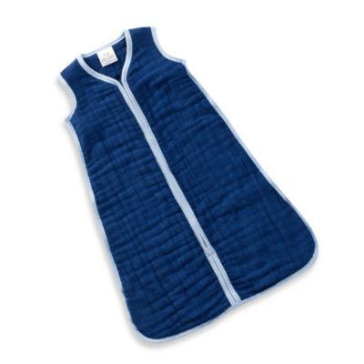 "aden + anais® ""Boy in Blue"" Small Cozy Sleeping Bag"