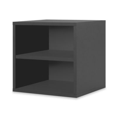 Foremost Shelf Cube in Black