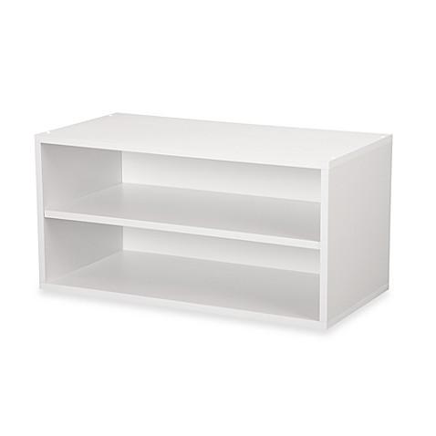 Foremost Cube Shelf Bedbathandbeyond Com