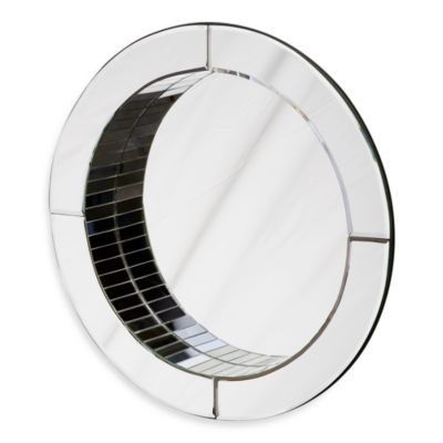 Howared Elliott Collection Angela Round Mirror
