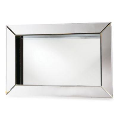 Howard Elliott Collection Angela Rectangular Mirror